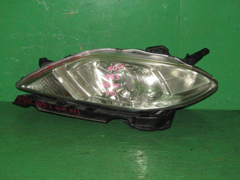 Фара Honda Edix BE3 передняя левая 46-44