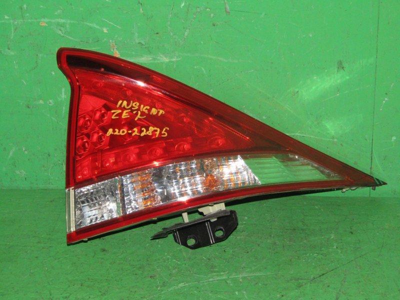 Стоп-сигнал Honda Insight ZE2 задний правый 220-22875