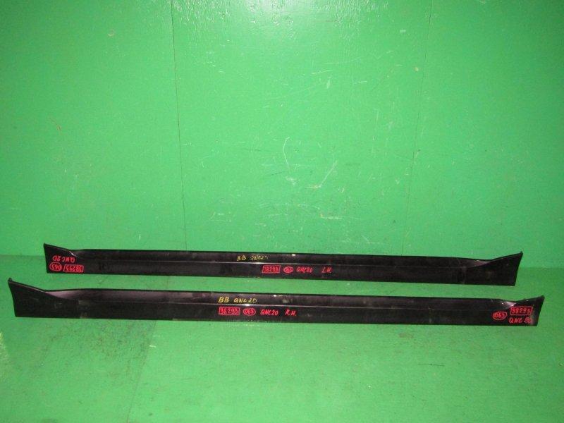 Порог Toyota Bb QNC20