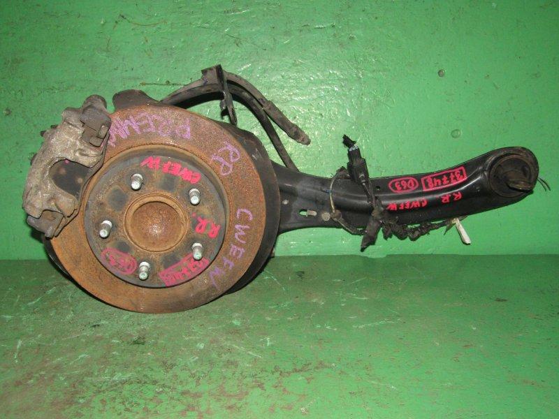 Ступица Mazda Premacy CWEFW задняя правая