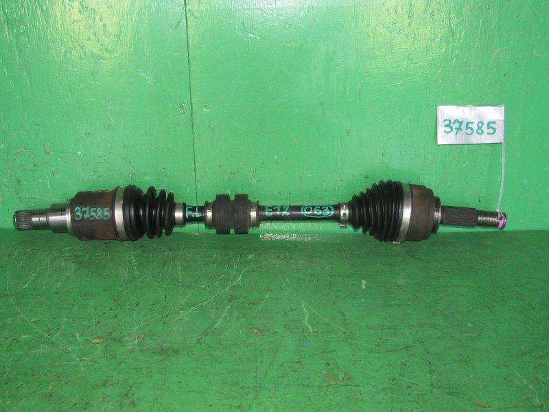 Привод Nissan Note E12 HR12DDR передний левый