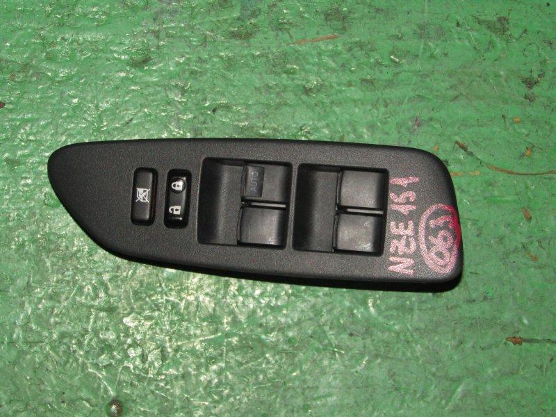 Блок упр. стеклоподьемниками Toyota Auris NZE151 передний правый