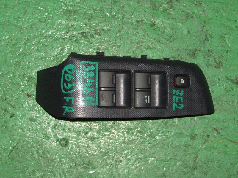 Блок упр. стеклоподьемниками Honda Insight ZE2 передний правый