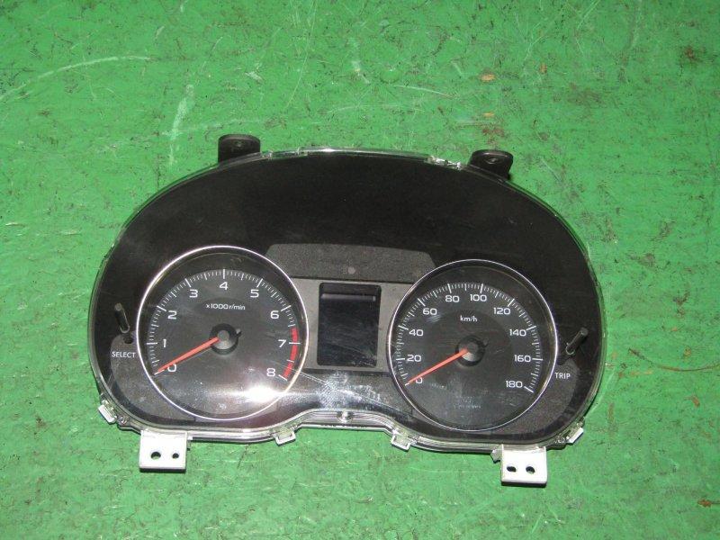 Панель приборов Subaru Impreza Xv GP7