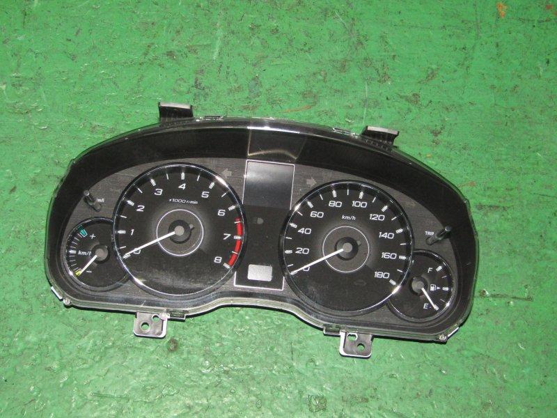 Панель приборов Subaru Legacy BR9