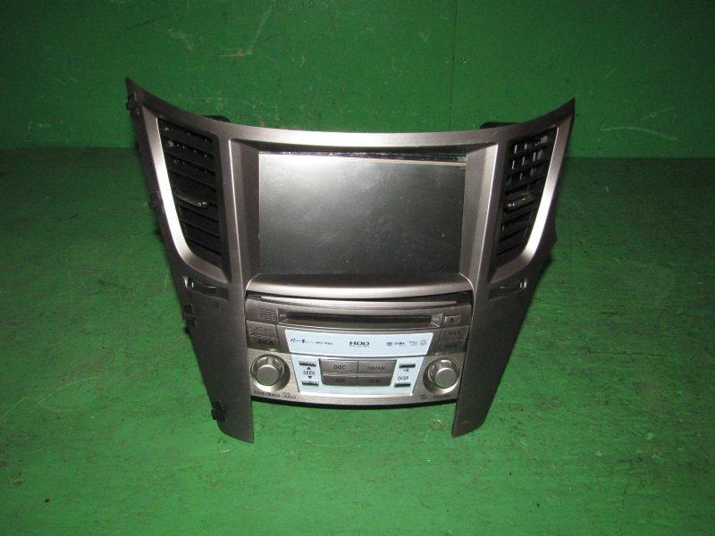 Монитор Subaru Legacy BR9 86271-AJ010