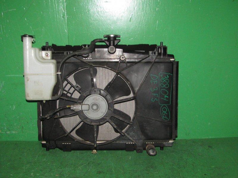 Радиатор основной Mazda Demio DE3FS ZJ