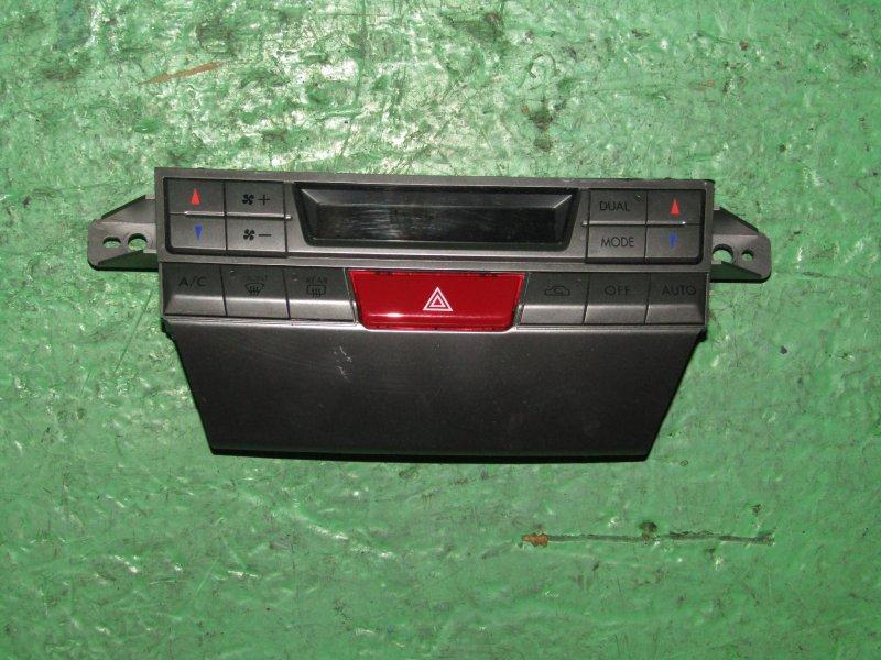 Блок управления климат-контролем Subaru Legacy BR9
