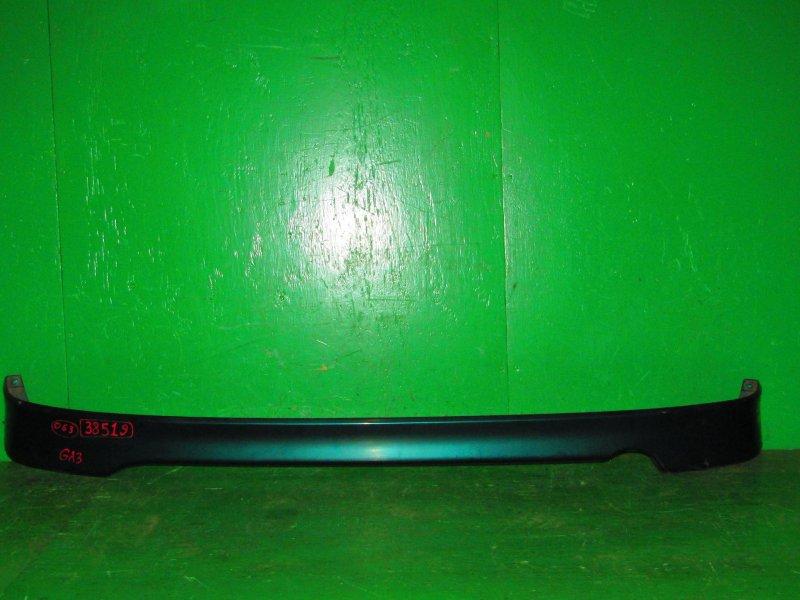 Губа Honda Logo GA3 задняя