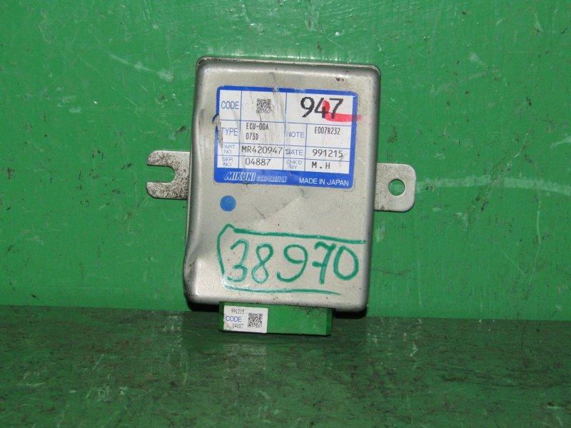 Блок управления дроссельной заслонкой Mitsubishi Rvr N64W 4G64 GDI
