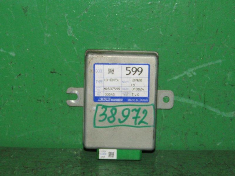 Блок управления дроссельной заслонкой Mitsubishi Chariot Grandis N84W 4G64 GDI