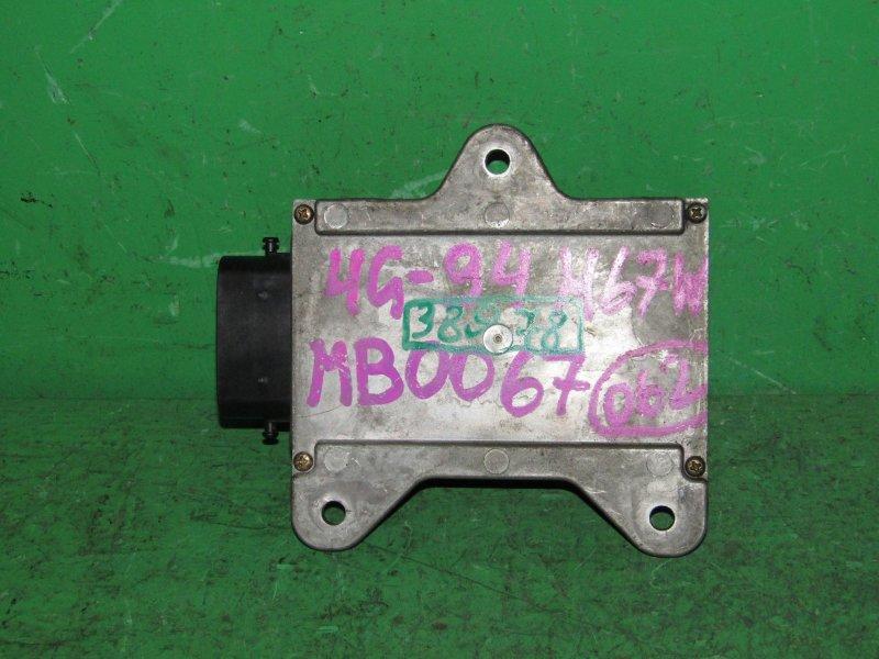 Блок управления форсунками Mitsubishi Pajero Io H67W 4G94 GDI