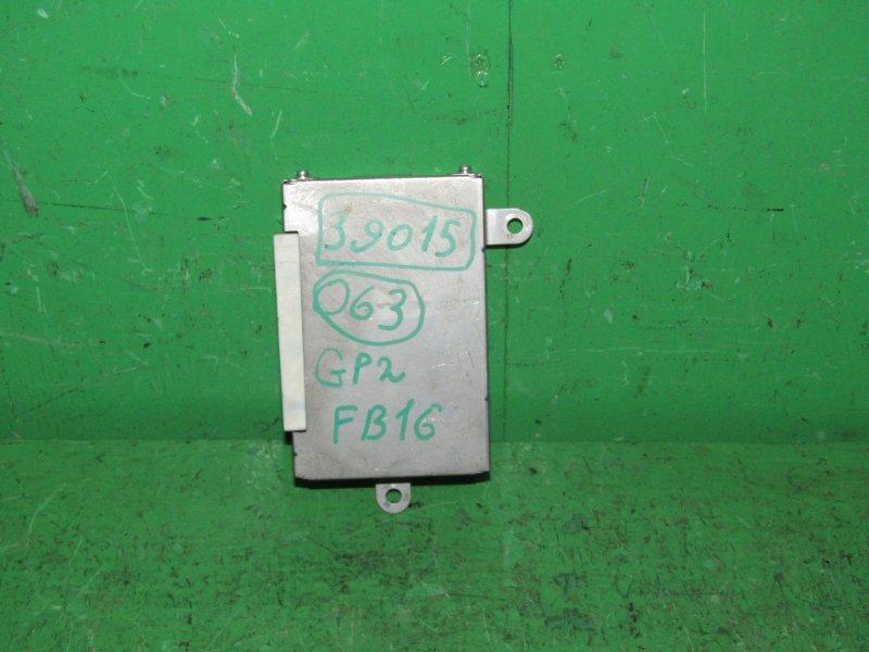 Блок управления Subaru Impreza Xv GP7 23311-AA010