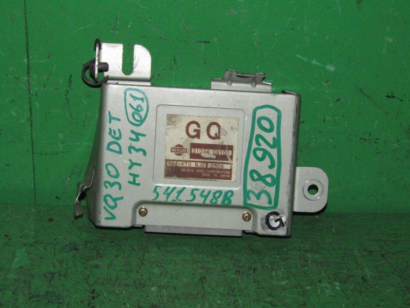 Блок управления автоматом Nissan Cedric HY34 VQ30DET