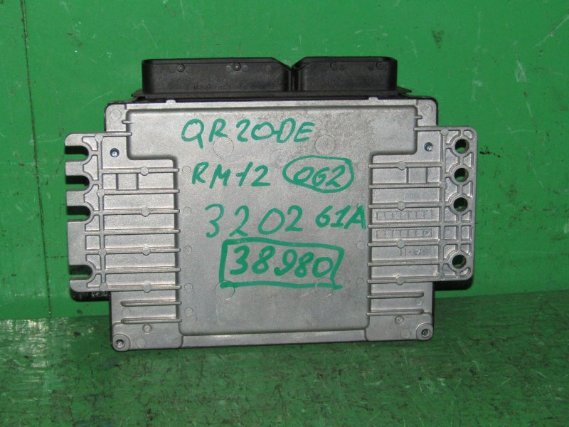Блок управления efi Nissan Liberty RM12 QR20DE A56-T16 UF8