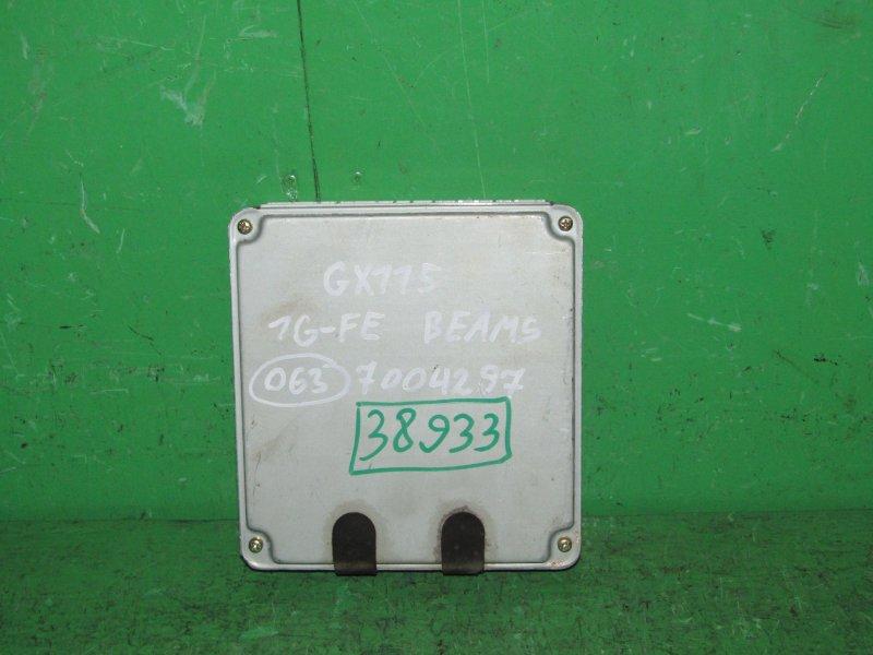 Блок управления efi Toyota Verossa GX115 1G-FE BEAMS 89661-2A130