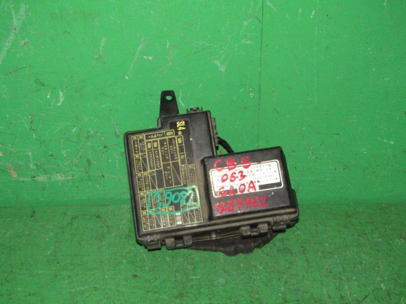 Блок предохранителей Honda Accord Inspire CB5 G20A