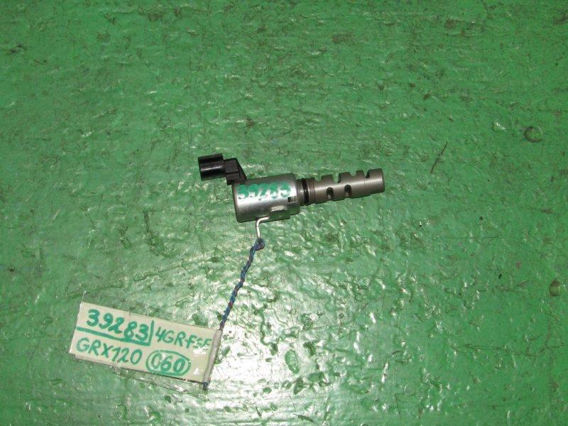 Клапан vvt-i Toyota Mark X GRX120 4GR-FSE передний левый