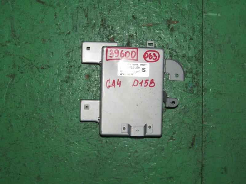 Блок управления автоматом Honda Capa GA4 D15B 28100-PEJ-329