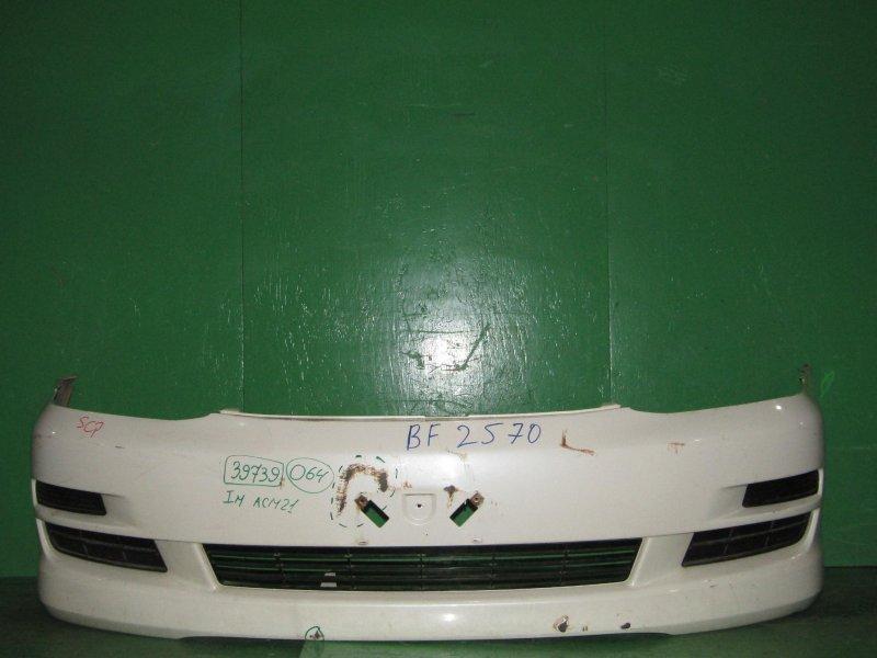 Бампер Toyota Ipsum ACM21 10.2003 передний 28-168