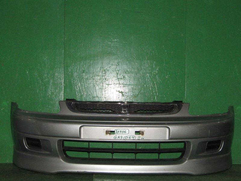 Бампер Honda Logo GA3 04.2000 передний