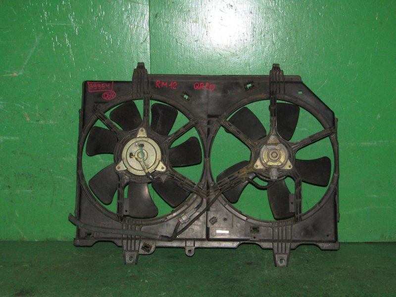 Диффузор радиатора Nissan Liberty RM12 QR20DE