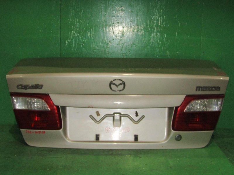 Крышка багажника Mazda Capella GF8P 10.1999 226-61919