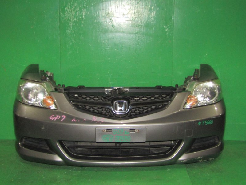 Nose cut Honda Fit Aria GD8 L15A 10.2005 P5660