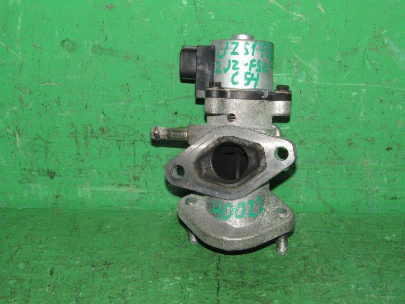 Клапан egr Toyota Crown JZS175 2JZ-FSE 25620-46090