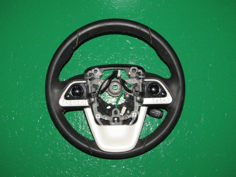 Руль Toyota Prius ZVW50