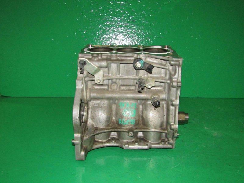 Блок двигателя Toyota Iq KGJ10 1KR-FE