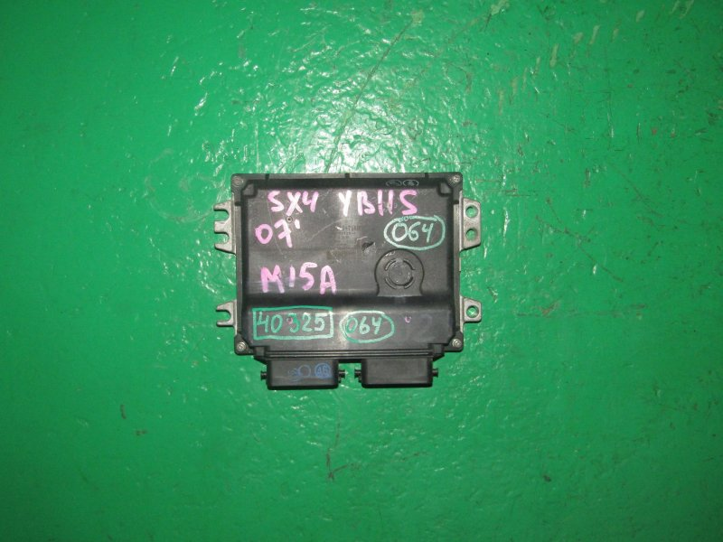 Блок управления efi Suzuki Sx4 YB11S M15A 33910-75KD1