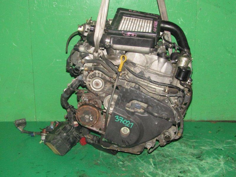 Двигатель Suzuki Jimny JB23W K6A-T после 2008 г. 4546839
