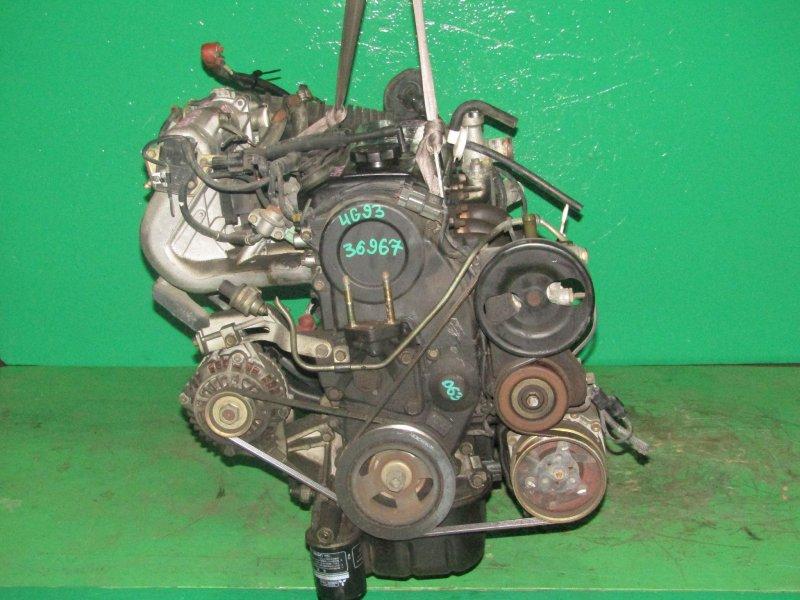 Двигатель Mitsubishi Fto DE2A 4G93 DJ6337