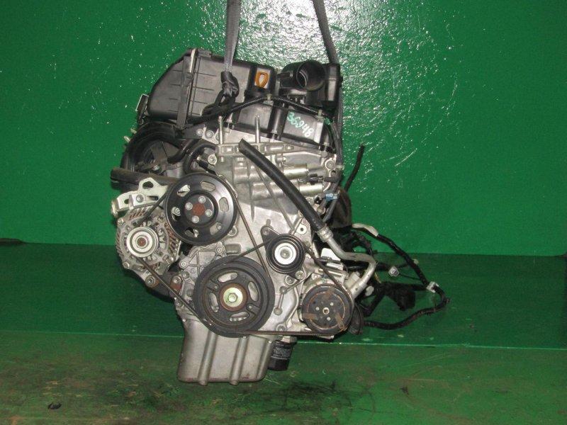 Двигатель Suzuki Solio MA15S K12B 1391123