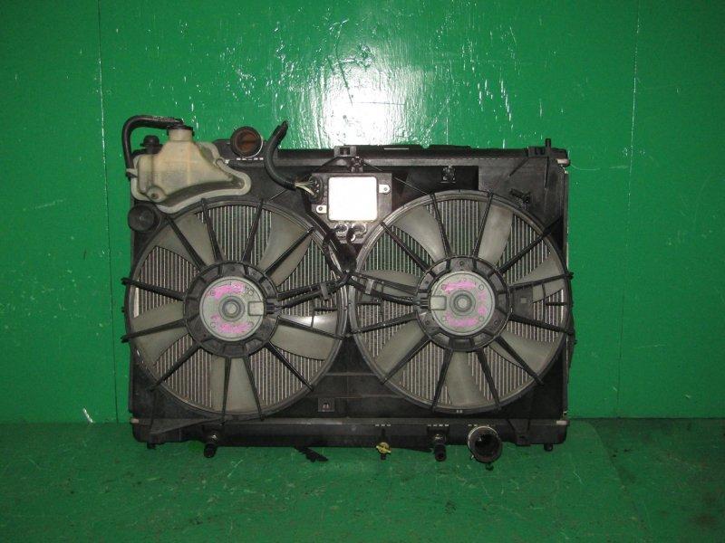 Радиатор основной Toyota Crown GRS200