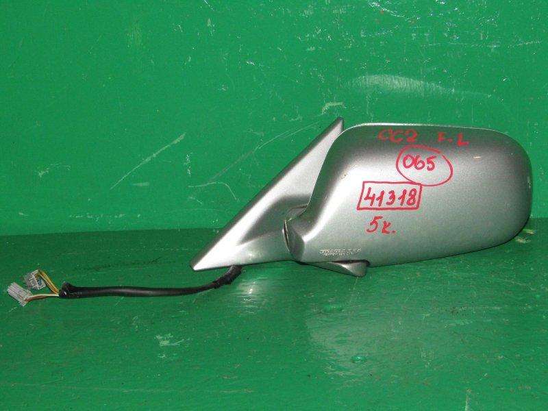 Зеркало Honda Inspire CC2 переднее левое