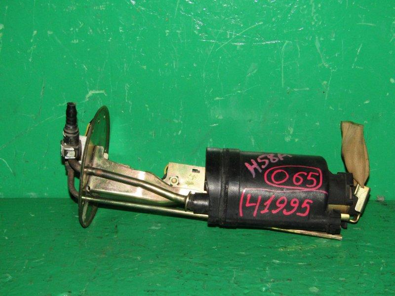 Топливный насос Mitsubishi Pajero Mini H58A 4A30T