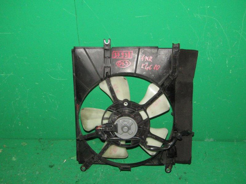 Диффузор радиатора Toyota Passo KGC10 1KR-FE