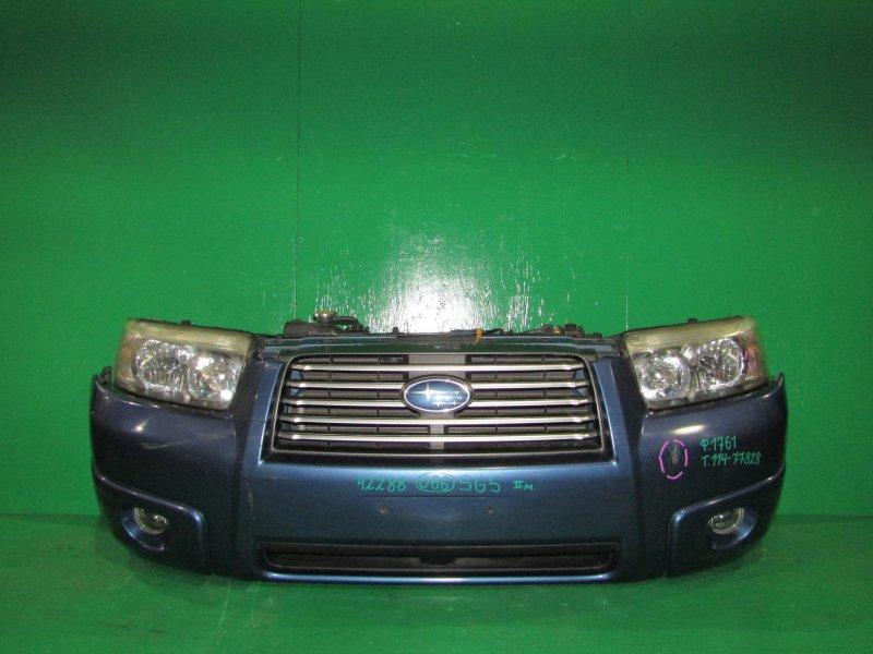 Nose cut Subaru Forester SG5 01.2005 17-61, 114-77828