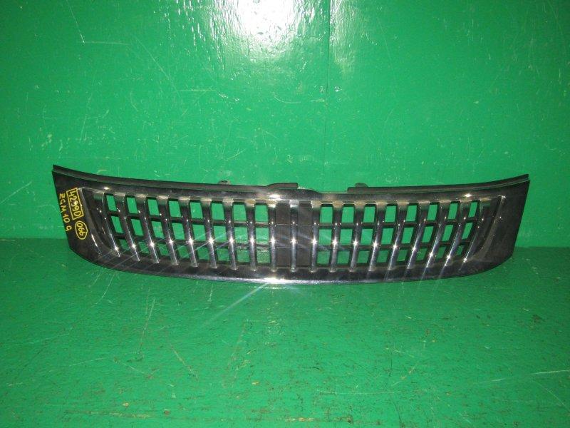 Решетка радиатора Toyota Isis ZGM10 05.2007 08423-44240