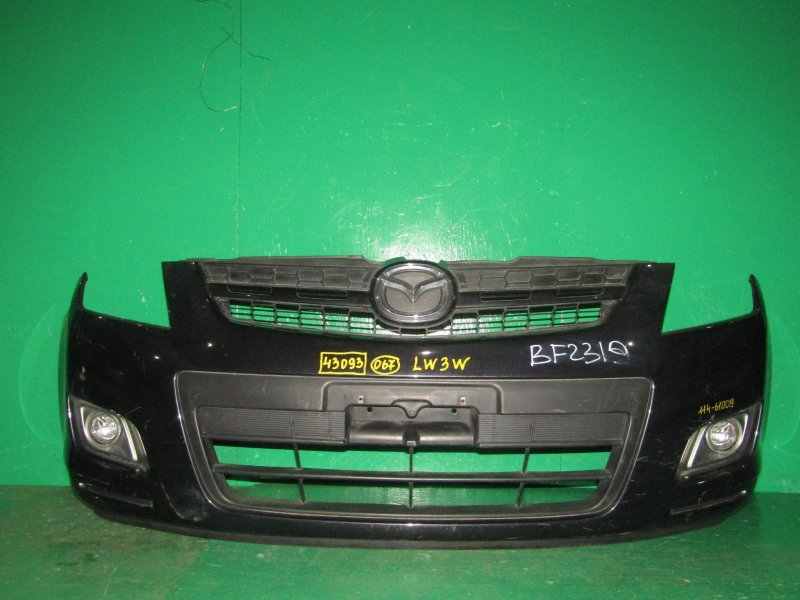Бампер Mazda Mpv LY3P 02.2006 передний 114-61009