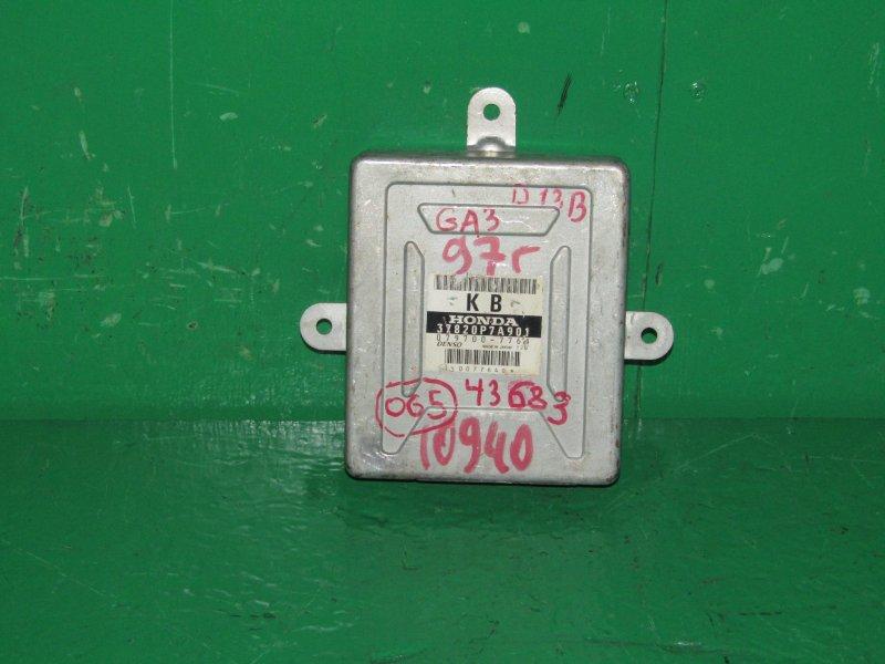 Блок управления efi Honda Logo GA3 D13B 37820-P7A-901