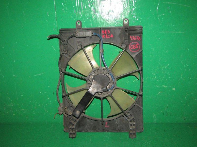 Диффузор радиатора Honda Edix BE3 K20A правый