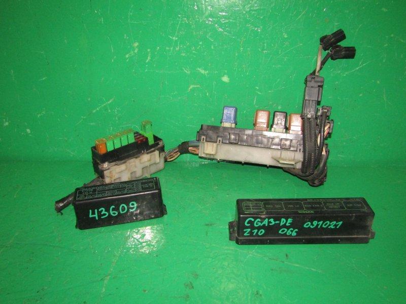 Блок предохранителей Nissan Cube Z10 CGA3DE