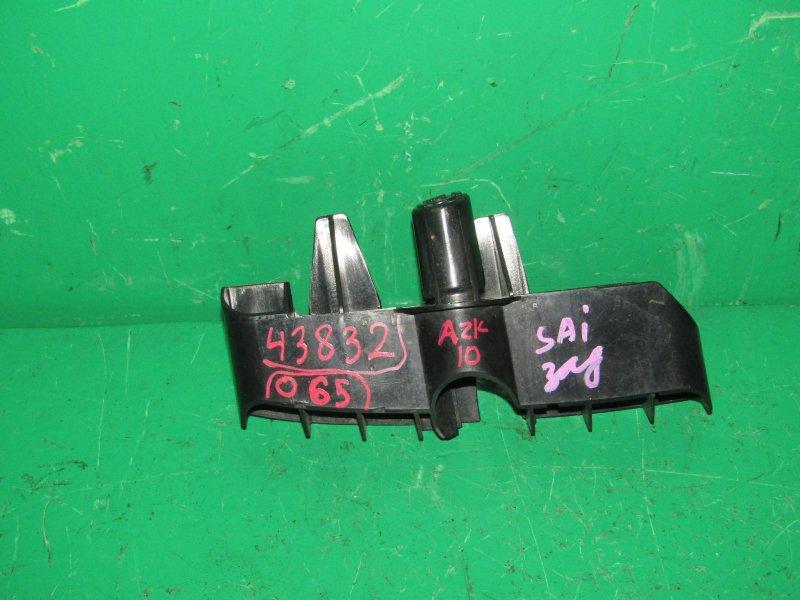 Крепление бампера Toyota Sai AZK10 2AZ-FXE заднее правое 52155-75010