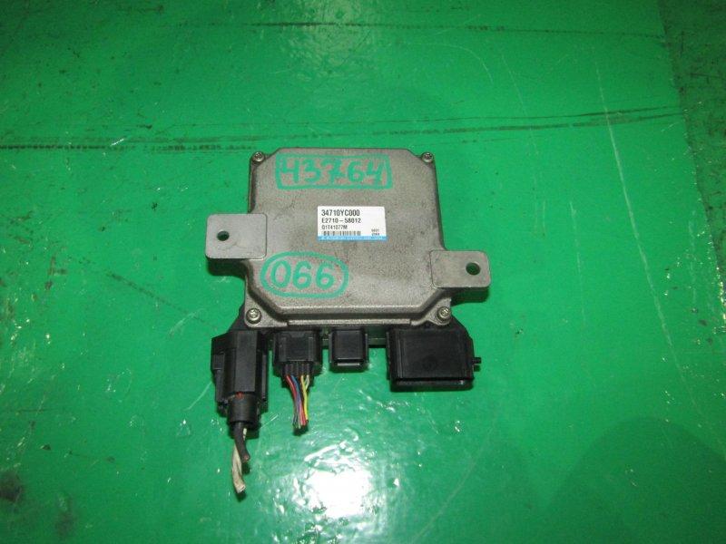 Блок управления рулевой рейкой Subaru Exiga YA5 34710-YC000