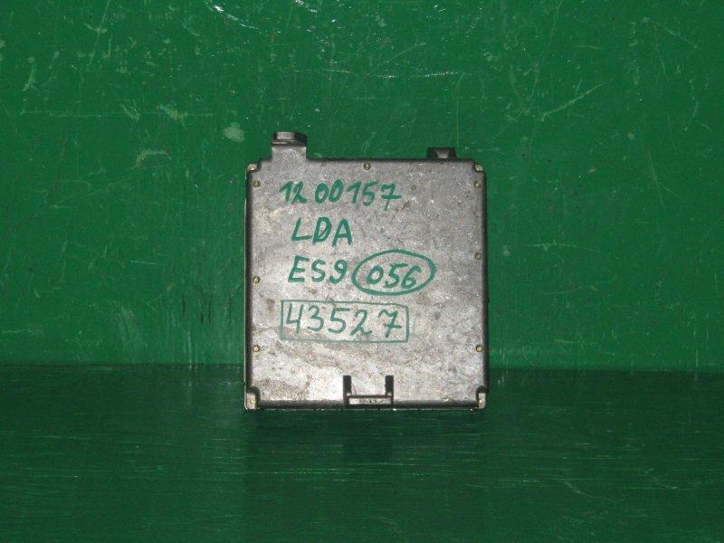 Блок управления efi Honda Civic Ferio ES9 LDA 37820-PZA-J61