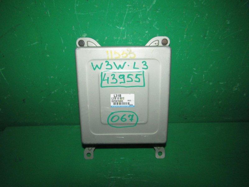 Блок управления efi Mazda Mpv LW3W L3 L31B18881C