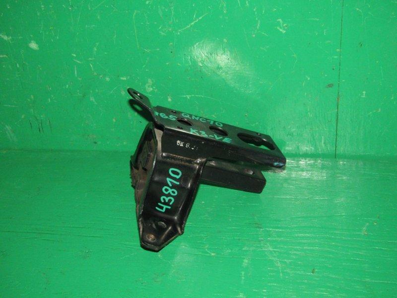 Подушка двигателя Toyota Passo QNC10 K3-VE левая
